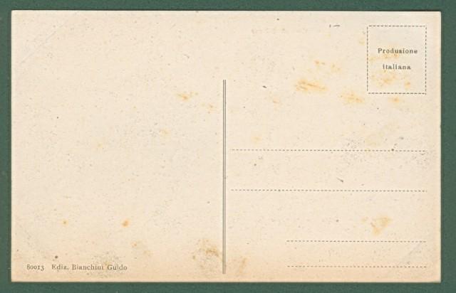 LAZIO. BRACCIANO, (Roma). Stabilimento dei Bagni. Cartolina d'epoca non viaggiata, circa 1920