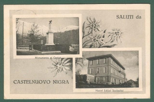 Piemonte. CASTELNUOVO NIGRA, Torino.