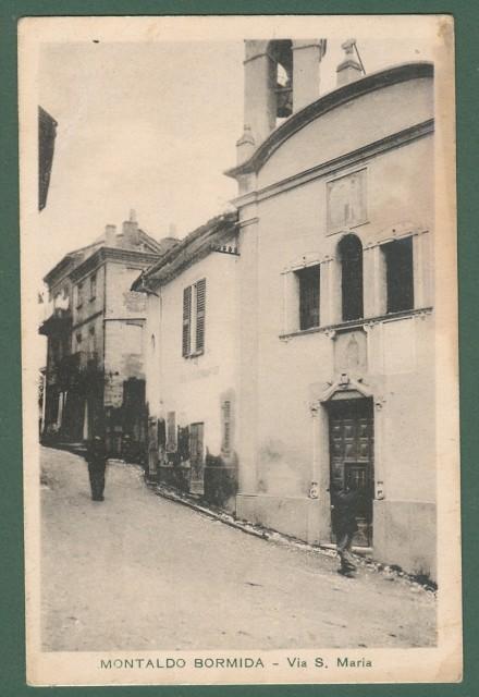 Piemonte. MONTALDO BORMIDA, Alessandria.