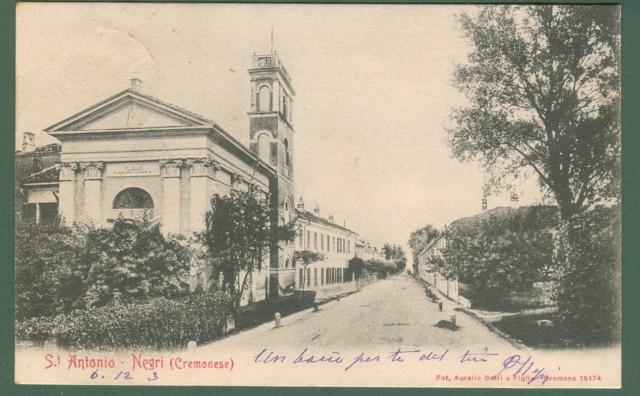 Lombardia. S. ANTONIO NEGRI, Cremona