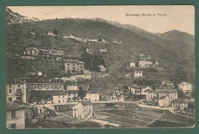 SVIZZERA, BRISSAGO, Lago maggiore, Canton Ticino. Brissago, Costa di Porta.