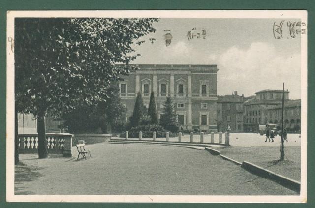 Emilia Romagna. REGGIO EMILIA. Piazza Cavour. Cartolina d'epoca viaggiata nel 1942.
