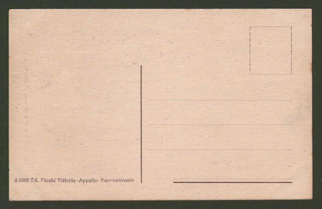 BUONCONVENTO (Siena). Porta Senese con persone. Cartolina d'epoca non viaggiata circa 1910.
