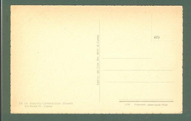 Piemonte. MURAZZO, Fossano, Cuneo. Cartolina d'epoca non viaggiata, circa 1930