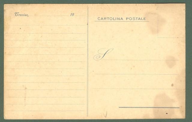 Veneto. TREVISO. Distilleria Marcati. Fuori Porta Mazzini. Distilleria acquavite. Cartolina d'epoca non viaggiata, primi anni del 1900.