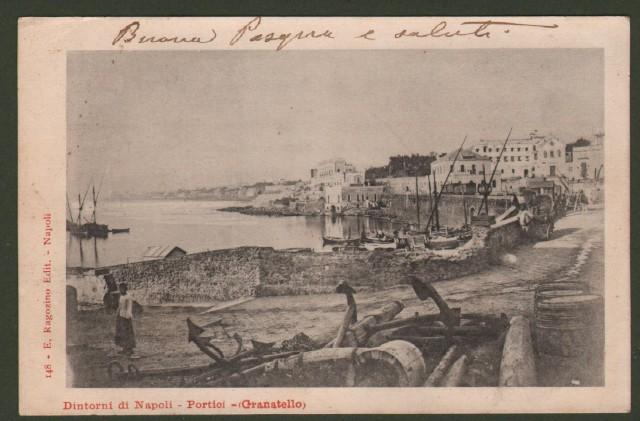 Campania. PORTICI, Napoli. Granatello.