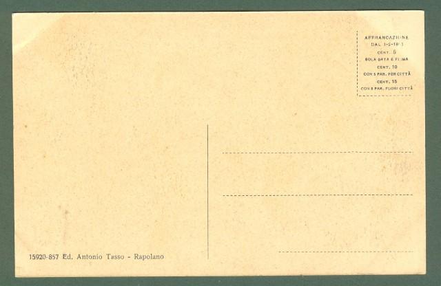 Toscana. RAPOLANO, Siena. Stabilimento termale Marii. Cartolina d'epoca non viaggiata, circa 1910.