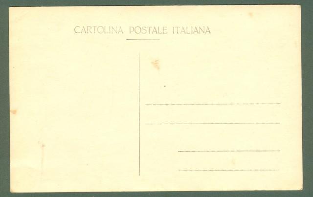 Toscana. MONTE CIMONE, Pistoia. L'osservatorio, 15.08.1925. Cartolina d'epoca fotografica.