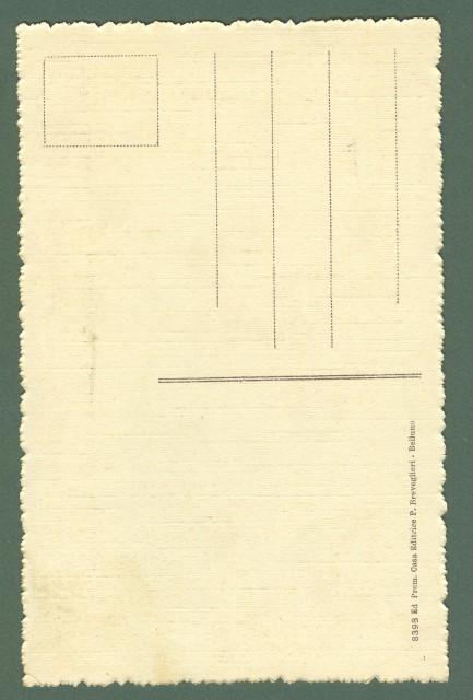 Veneto. BELLUNO. Porta Rugo. Cartolina d'epoca non viaggiata, circa 1925.