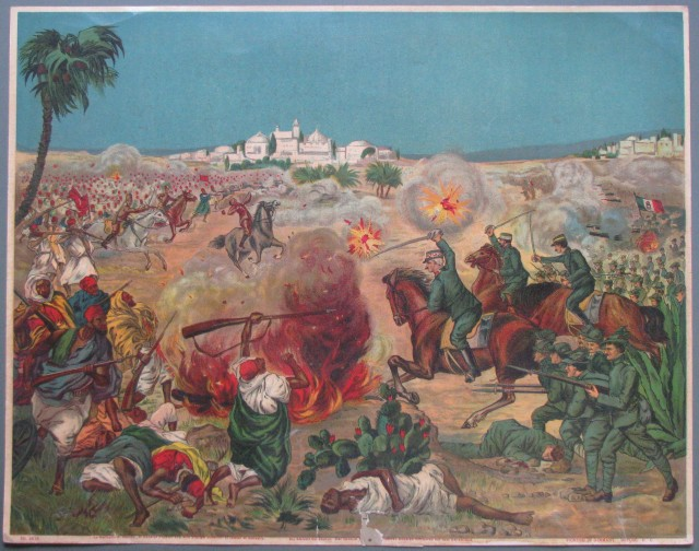 Guerra di Libia - Battaglia di Zanzur