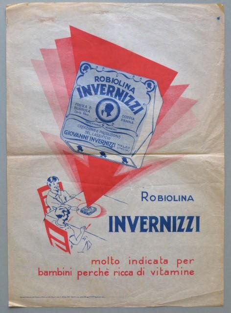 MANIFESTO,  Robiolina Ivernizzi.
