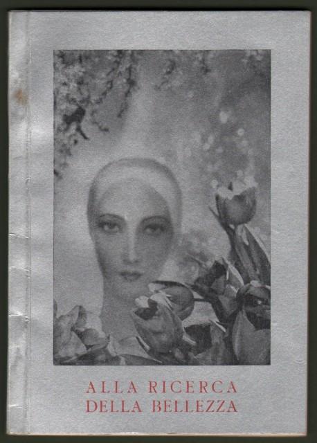 PUBBLICITA'. Saloni di bellezza Elisabeth Arden.